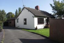 Bungalow in Plant Lane, Moston