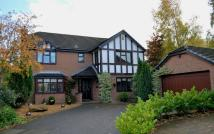 4 bed Detached home for sale in Oakley Close, Sandbach