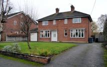 4 bed Detached property in Newtons Lane, Winterley