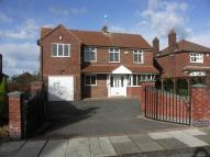 Detached property in Moss Lane, Elworth