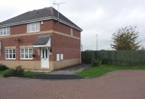 3 bed semi detached property in Chaucer Grove, Sandbach