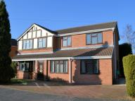 Detached house in Ashley Meadow, Haslington