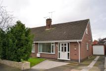 2 bedroom semi detached house in Russell Drive, Haslington
