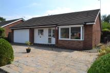Detached Bungalow in Fields Drive, Sandbach