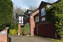 Detached property in The Willows, Crewe Road...