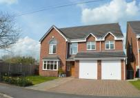 Detached property for sale in Newtons Lane, Winterley