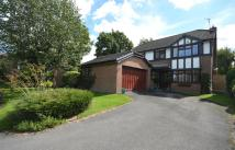 4 bed Detached house for sale in Barlow Way, Sandbach