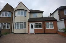 semi detached house to rent in Hervey Close, Finchley...