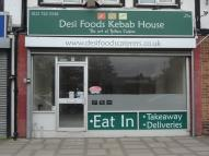 Coventry Road Restaurant to rent