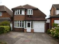 3 bed Detached home for sale in Rowlands Road, Yardley...