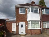 2 bed semi detached property for sale in Sunleigh Grove...