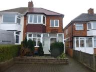 semi detached property to rent in Derron Avenue, Yardley