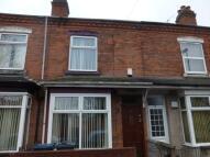 Terraced house in Harvey Road, Yardley...