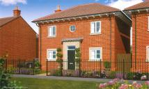 4 bed new property for sale in Bellway Homes Maida...
