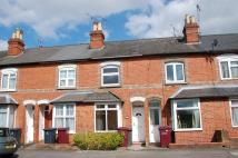 2 bed Terraced house to rent in Wykeham Road, Reading...