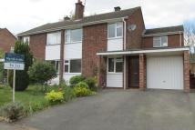4 bedroom semi detached home to rent in Holmes Crescent...