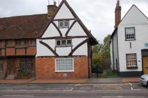 End of Terrace house to rent in Rose Street, Wokingham...