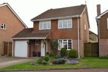 4 bedroom Detached home in Barholm Close...