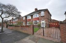semi detached home for sale in Broadstone Hall Road...