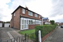 semi detached home in Gair Road, South Reddish