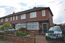 Terraced house in Gair Road, South Reddish