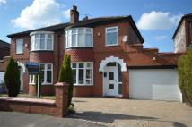 Farley Avenue semi detached house for sale