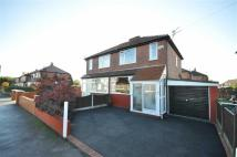 semi detached house in Birkdale Road...