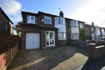 semi detached property for sale in Bollington Road...
