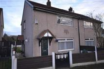 semi detached home for sale in Holcombe Walk...