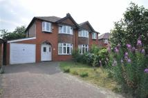 3 bedroom semi detached house for sale in Whitley Road, Heaton Moor