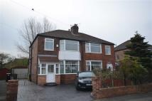 semi detached home in Carnforth Road...