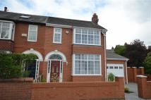 semi detached house for sale in Wellington Road North...
