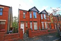 3 bed semi detached property in Woodland Road, Burnage