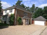 4 bed Detached home for sale in Knowles Close, Bordon...