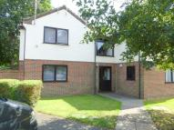 Studio apartment in Elliot Close, Totton...