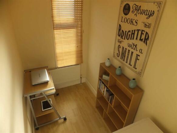 Study/Bedroom Four