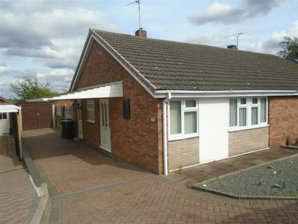 2 bedroom semi-detached house for sale in Fair Isle Drive, The ...