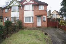Detached property to rent in Church Road, Earley