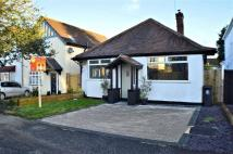 Detached Bungalow for sale in Tower Road, Epping