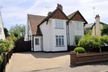 3 bed semi detached home in Beulah Road, Epping...