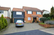 5 bed Detached house in Kendel Avenue, Epping