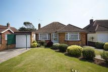 2 bed Detached Bungalow for sale in St Thomas Drive, Pagham...