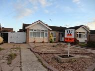 3 bed Semi-Detached Bungalow in Greenways, Pagham...