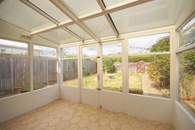 Conservatory / Lean To
