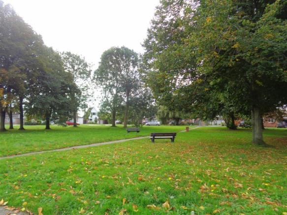 Greensward Area