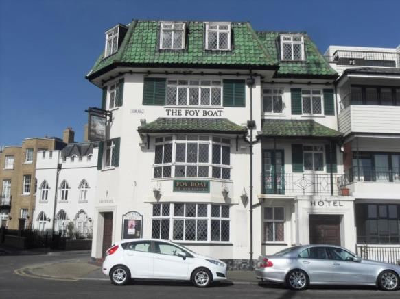 10 bedroom end of terrace house for sale in sion hill ramsgate kent ct11 ct11
