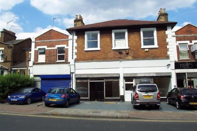 Commercial Property Hampstead High Street