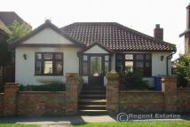 3 bed Detached Bungalow in Corringham...
