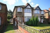3 bed semi detached property in Wentworth Crescent...