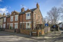 Terraced home for sale in Nelson Street, Hertford...